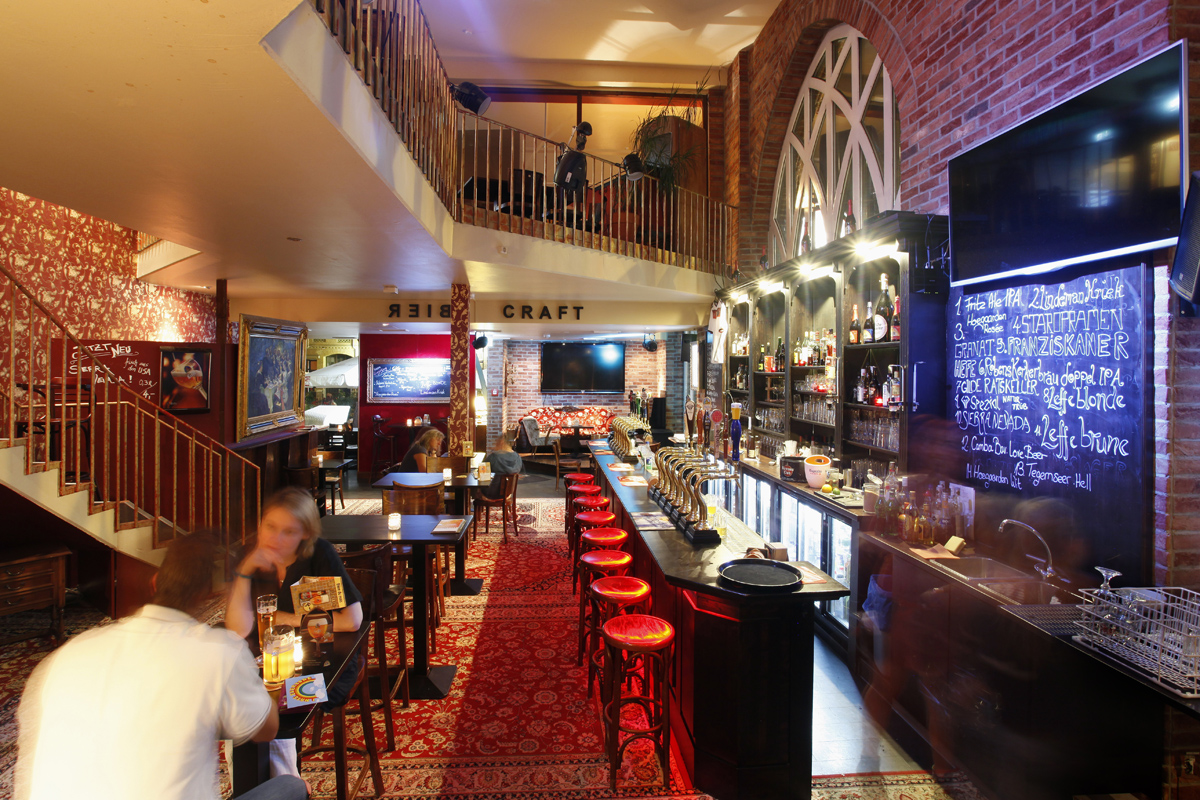 Gig Linden Craft Bier Bar Hannover Braunschweig Und Bremen